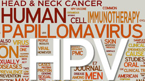 HPV and head and neck cancer treatment