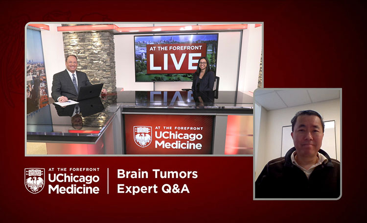 ATFL: brain tumors with Dr. Park and Dr. Das