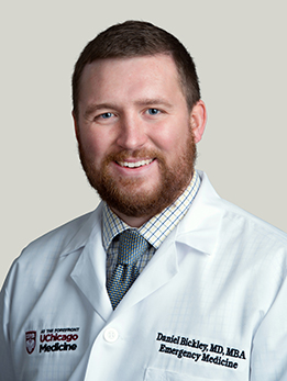 Daniel Bickley, MD