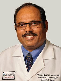Umesh Dyamenahalli, MD