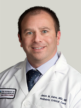 Jason M. Kane, MD, MS, FAAP, FCCM