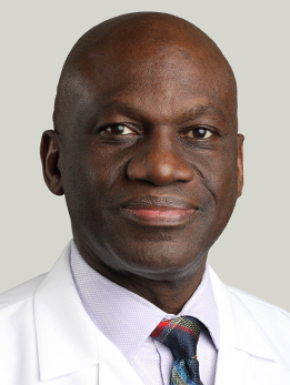 Christopher Sola Olopade, MD, MPH