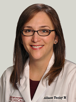 Alison Tothy, MD