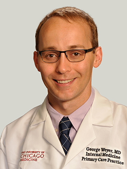George Weyer, MD
